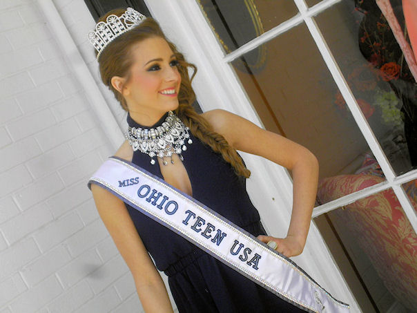 Miss Ohio Teen USA 2013 Shoot