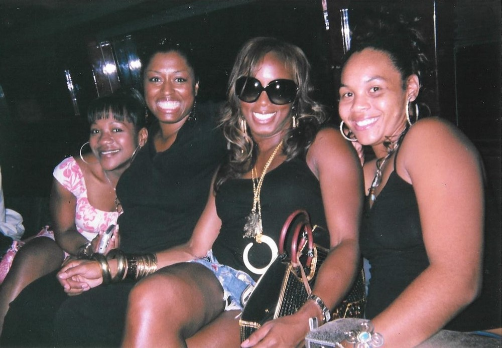 On tour with R&B singer Sharissa