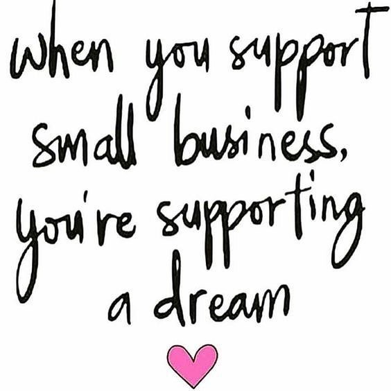 If you only knew... 💕 #thankful #dreamsbecomereality #smallbusiness #dream #support