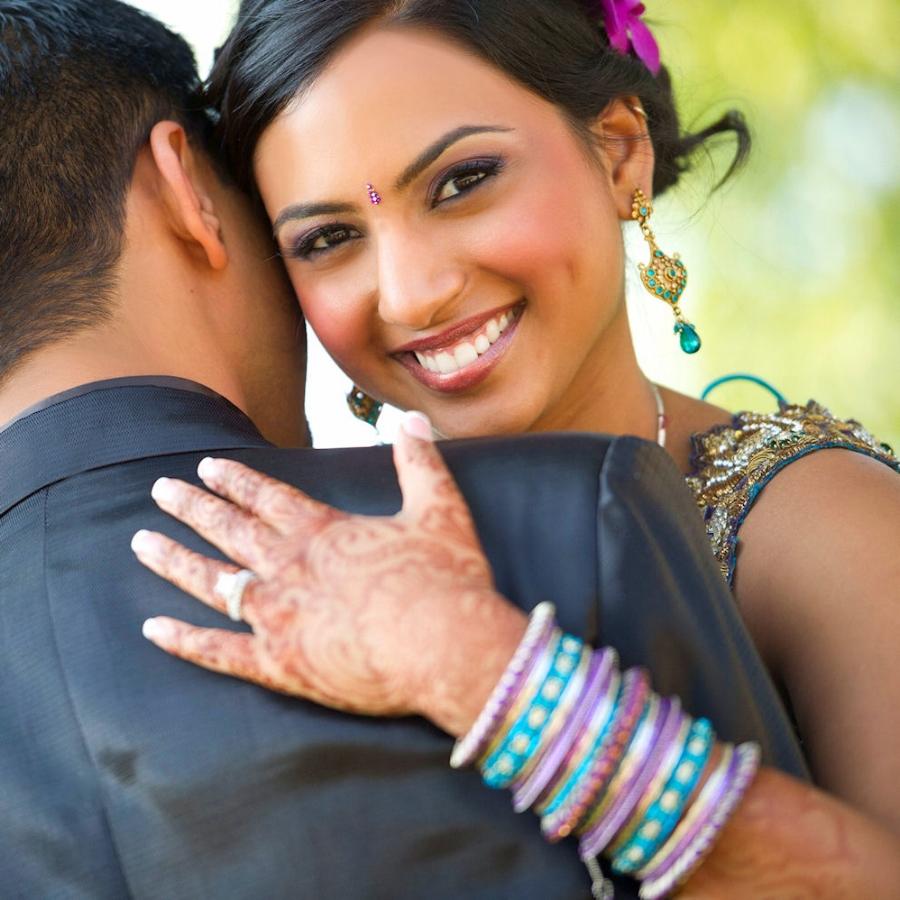 Indian Wedding - Pakistani Wedding - Bridal Makeup - Henna - Chenese Bean