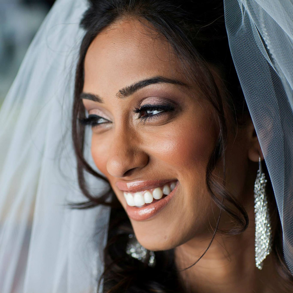 Natural Bridal Makeup - Chenese Bean Makeup Artistry