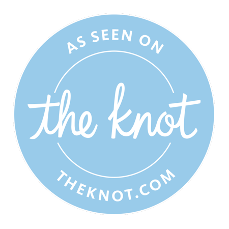 As seen on TheKnot