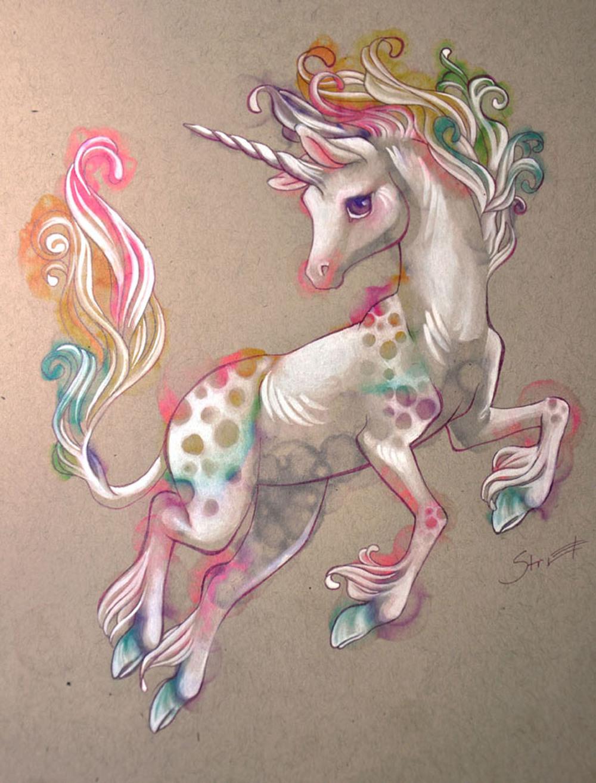 Woosie's Unicorn