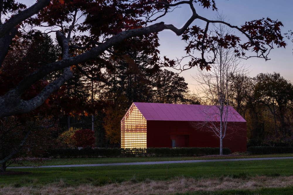 Red Barn designed by Roger Ferris + Partners