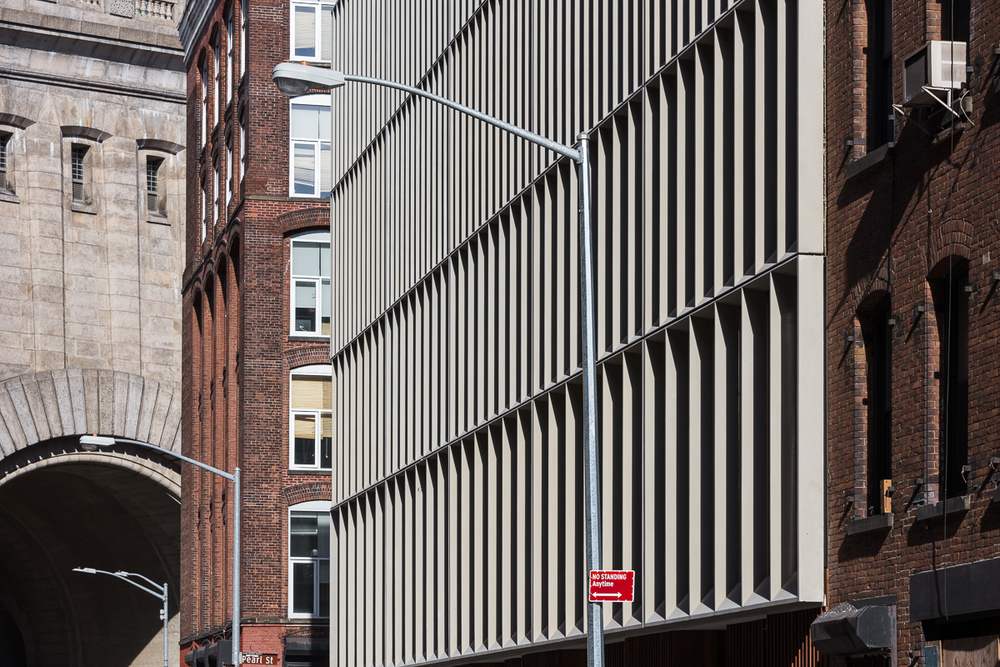 Dumbo Townhouses, designed by Alloy Development