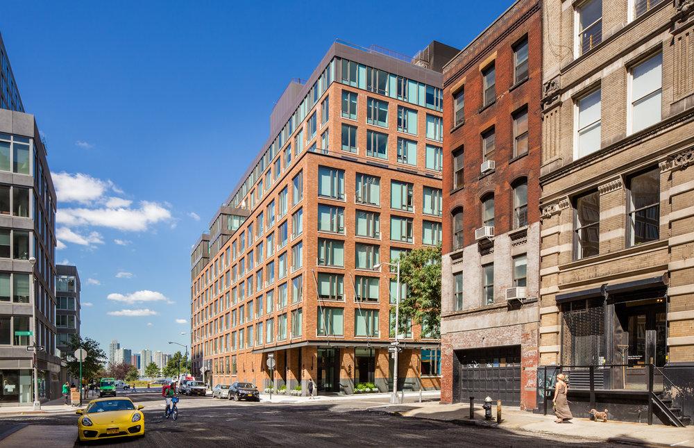 456 Washington Street designed by BKSK Architects;