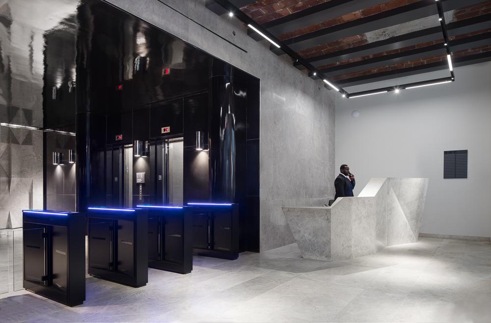 10 Jay St designed by ODA Architecture