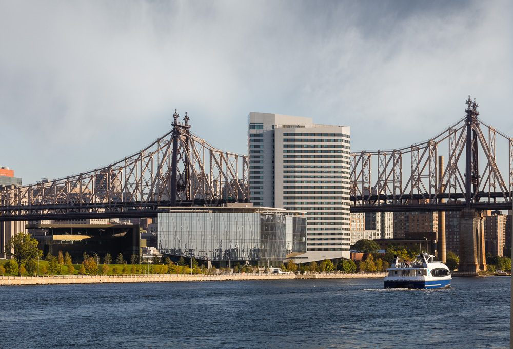 Cornell Tech campus on New York's Roosevelt Island by Handel Architects