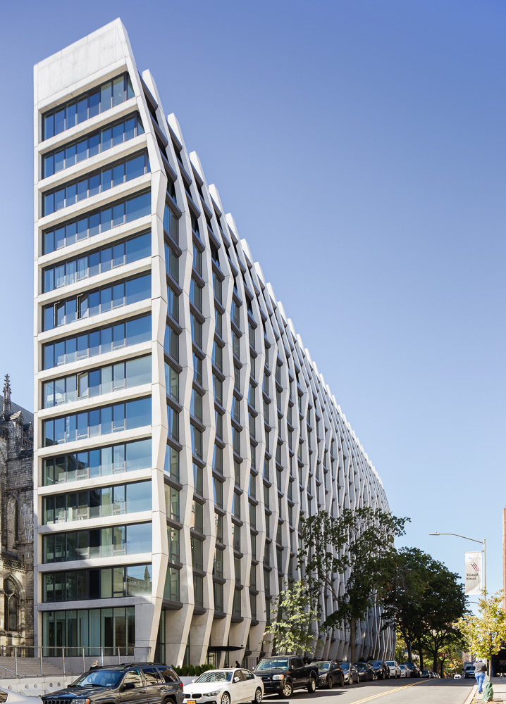 Enclave building designed by Handel Architects