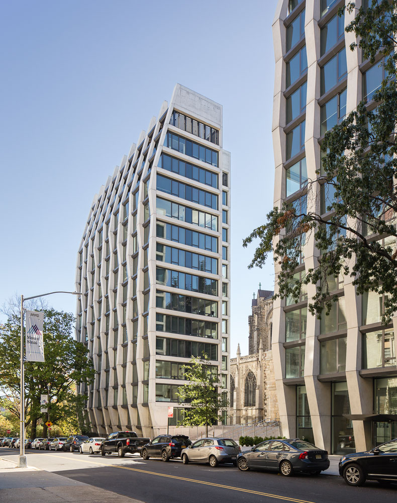 Enclave building designed by Handel Architects