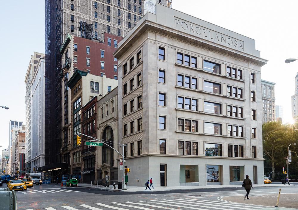 Porcelanosa's Flagship Showroom New York