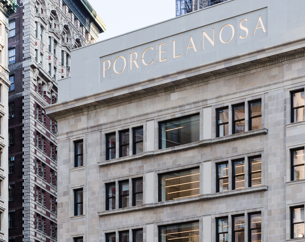 Porcelanosa's Flagship Showroom New York