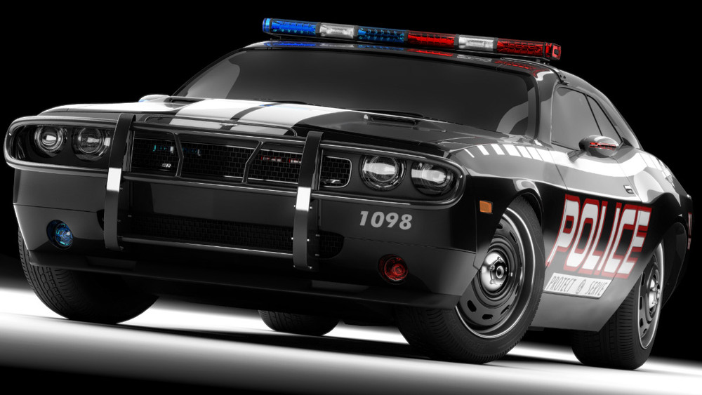 Dodge Challenger Police