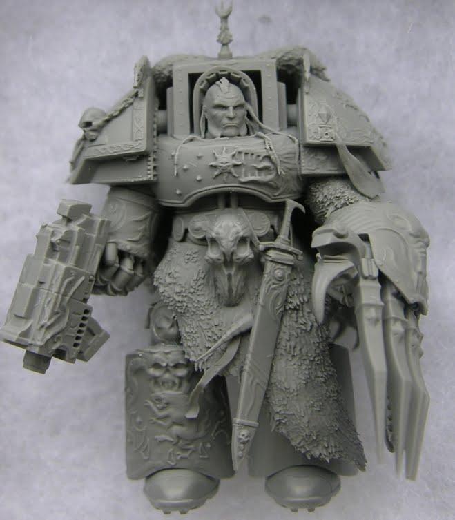 War Wolf Sculpt