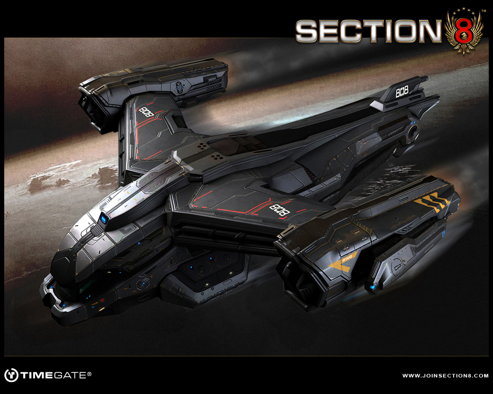 Section 8 dropship