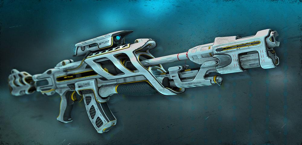 L99 Rifle Concept