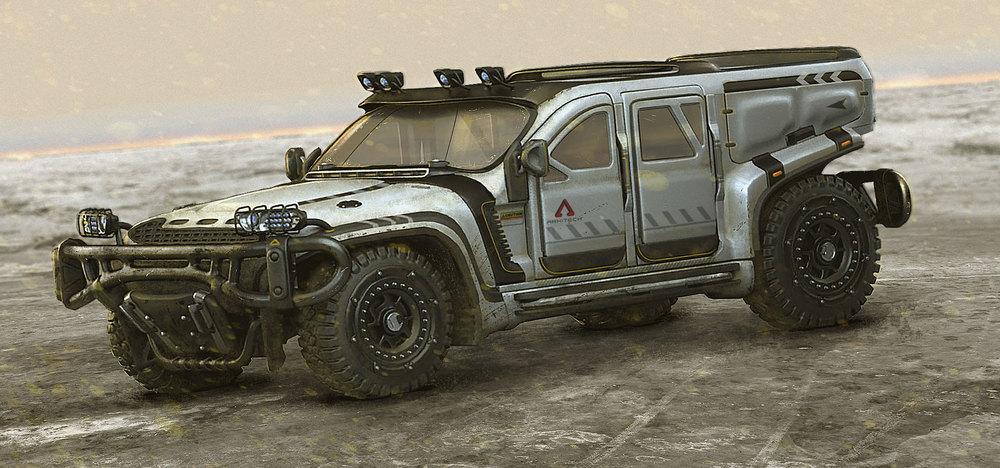 Humvee Concept