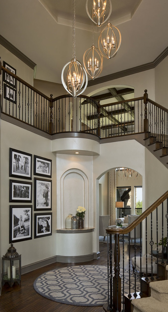 Robin Colton Interior Design Studio Austin Texas Steiner Ranch Entry