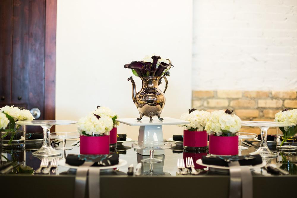 Robin Colton Interior Design Studio Austin Texas DIFFA Antique Tea Pot