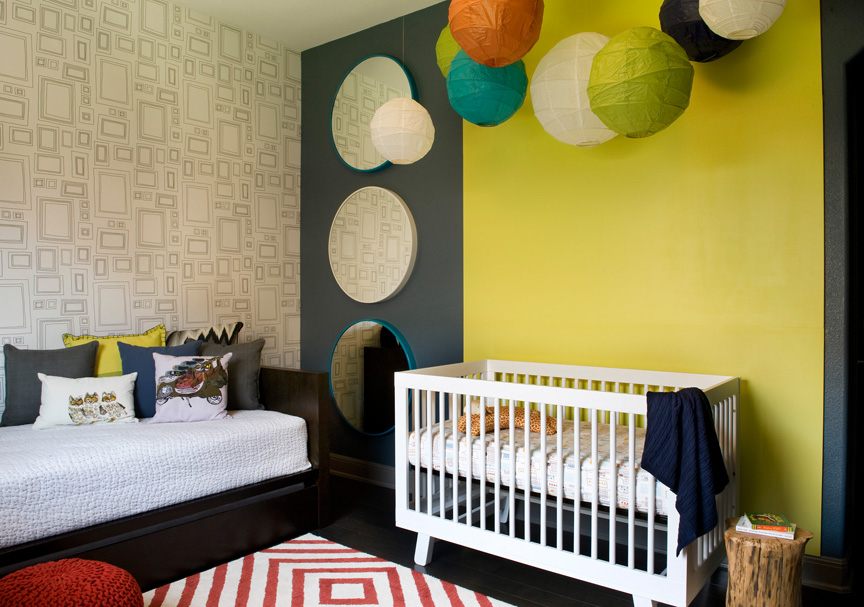 Interior Designer Austin TX Robin Colton Studio Brodie Springs Nursery