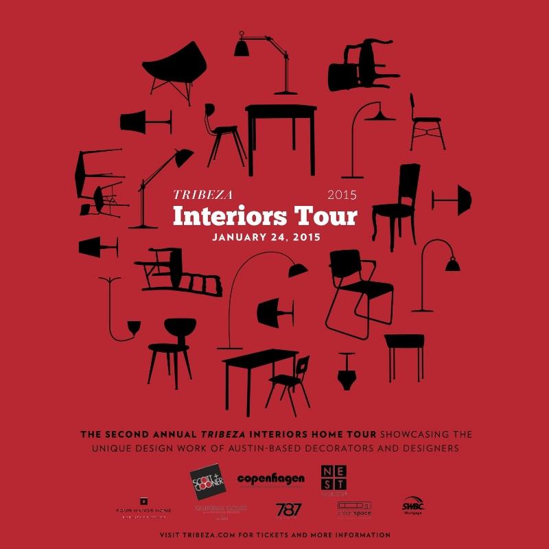 Interior Designer Austin TX Robin Colton Studio Tribeza Interior Tour