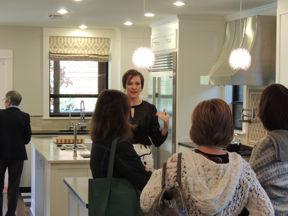 Robin Colton Interior Designer Austin TX Tribeza Interiors Tour Day 1