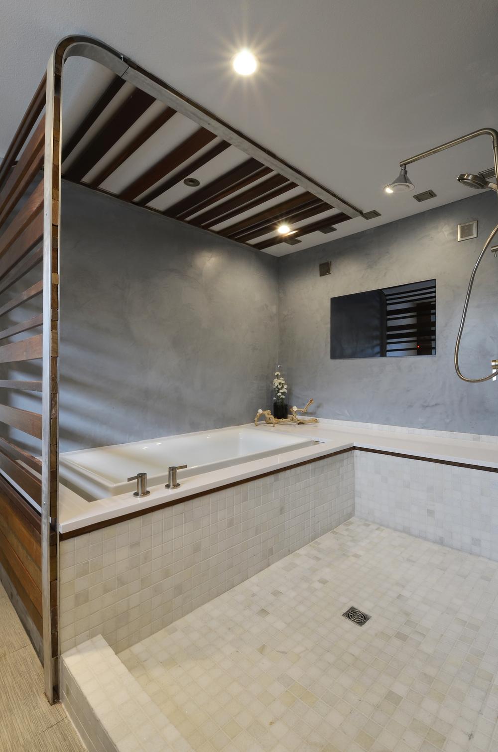 Robin Colton Interior Design Studio Lakeway Master Bath