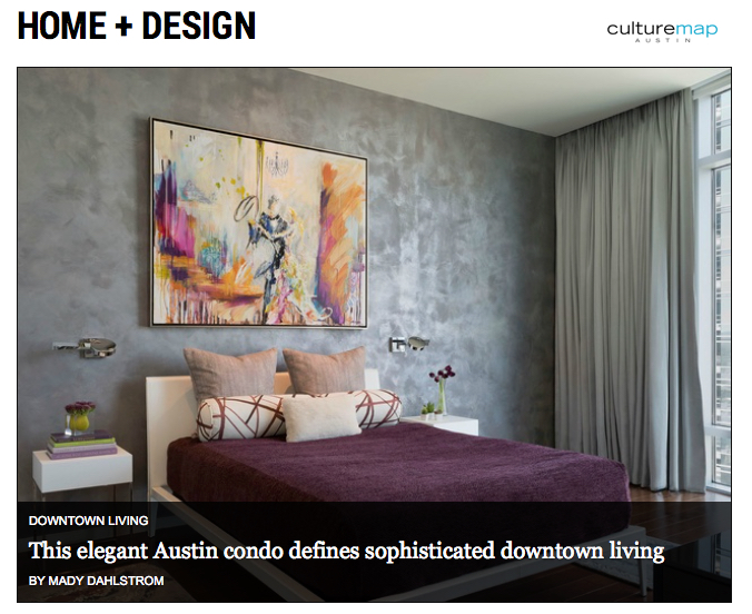 Robin Colton's work featured in Austin CultureMap.