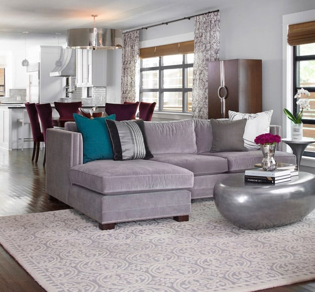 Tarrytown Living Room | Robin Colton Studio Austin TX Blog