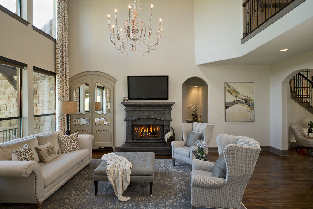Creating Your Best Living Room | Robin Colton Studio Austin TX Blog