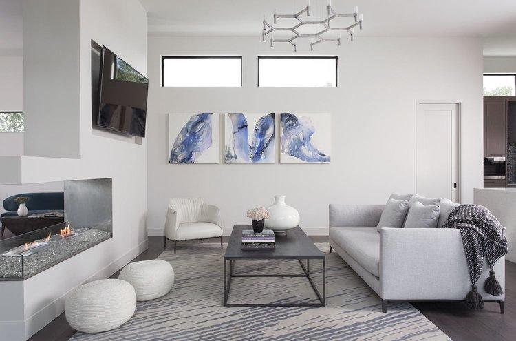 Horseshoe Bay Living Room