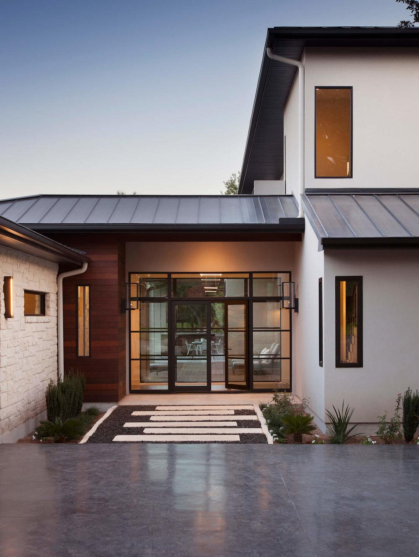 Robin Colton Interior Design Studio Horseshoe Bay Entry