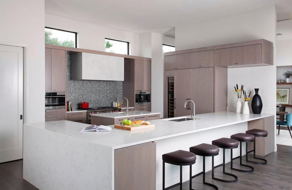 Robin Colton Interior Design Studio Horseshoe Bay Kitchen