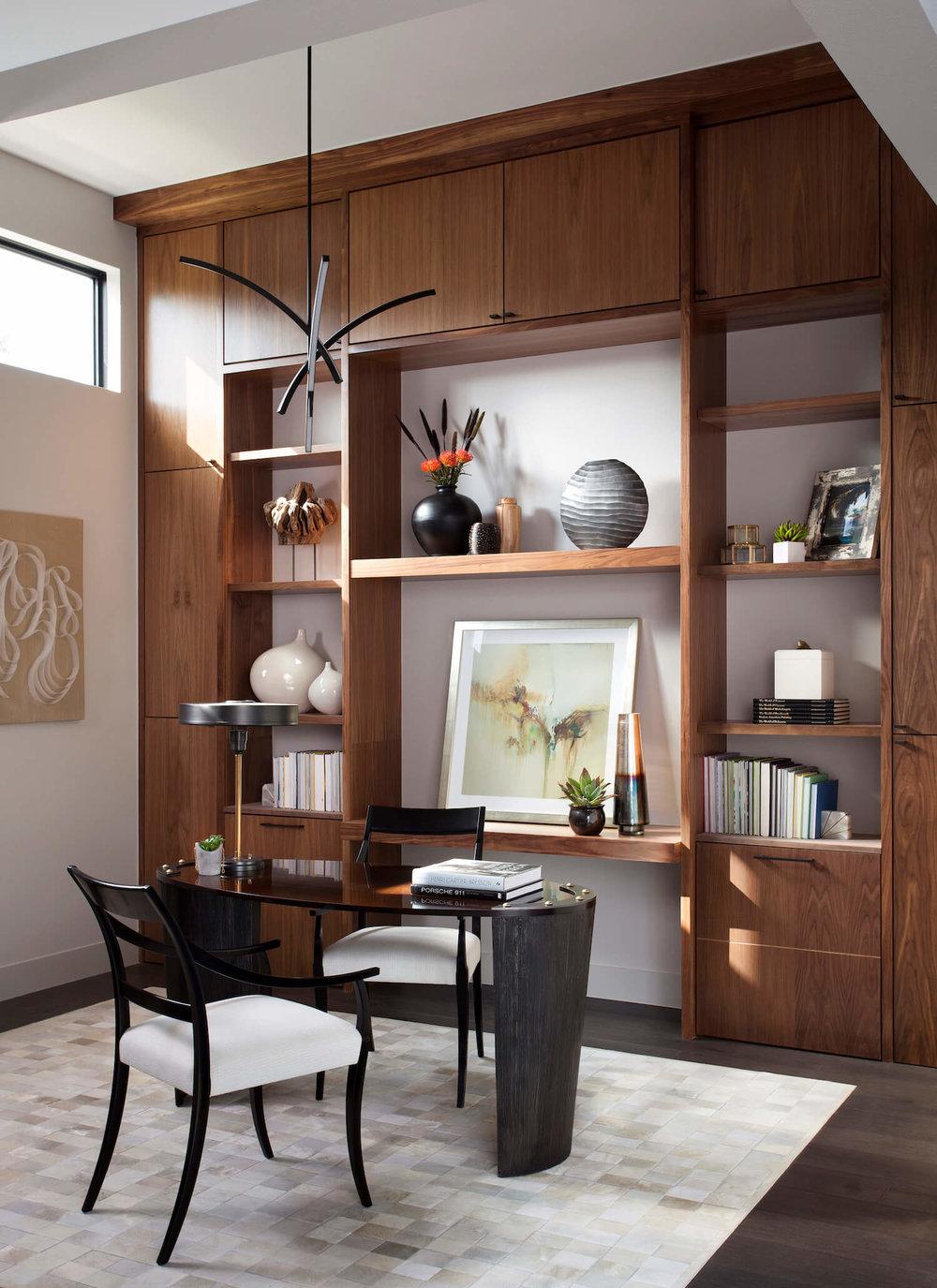 Robin Colton Interior Design Studio Horseshoe Bay Study