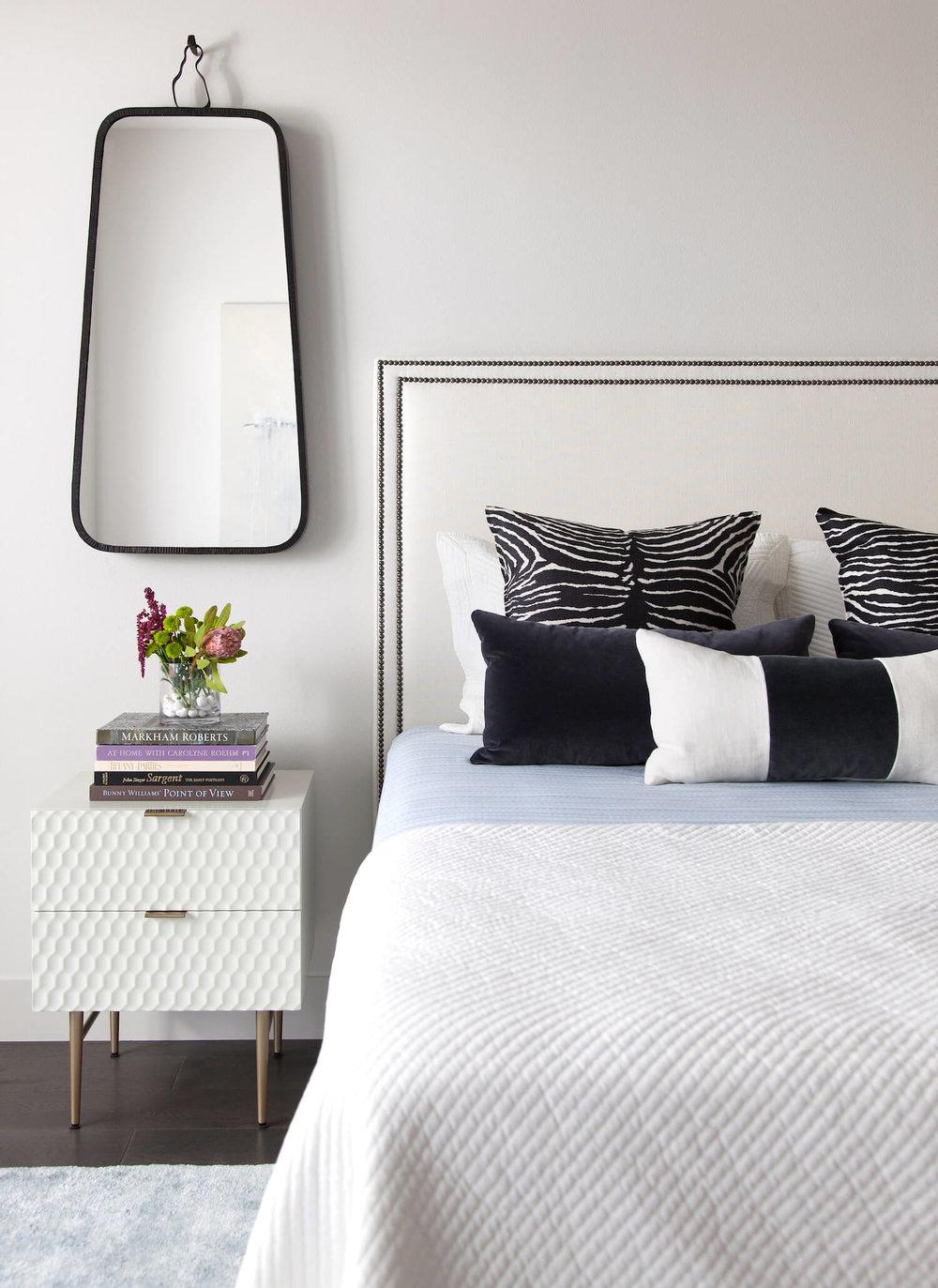 Robin Colton Interior Design Studio Horseshoe Bay Guest Bedroom