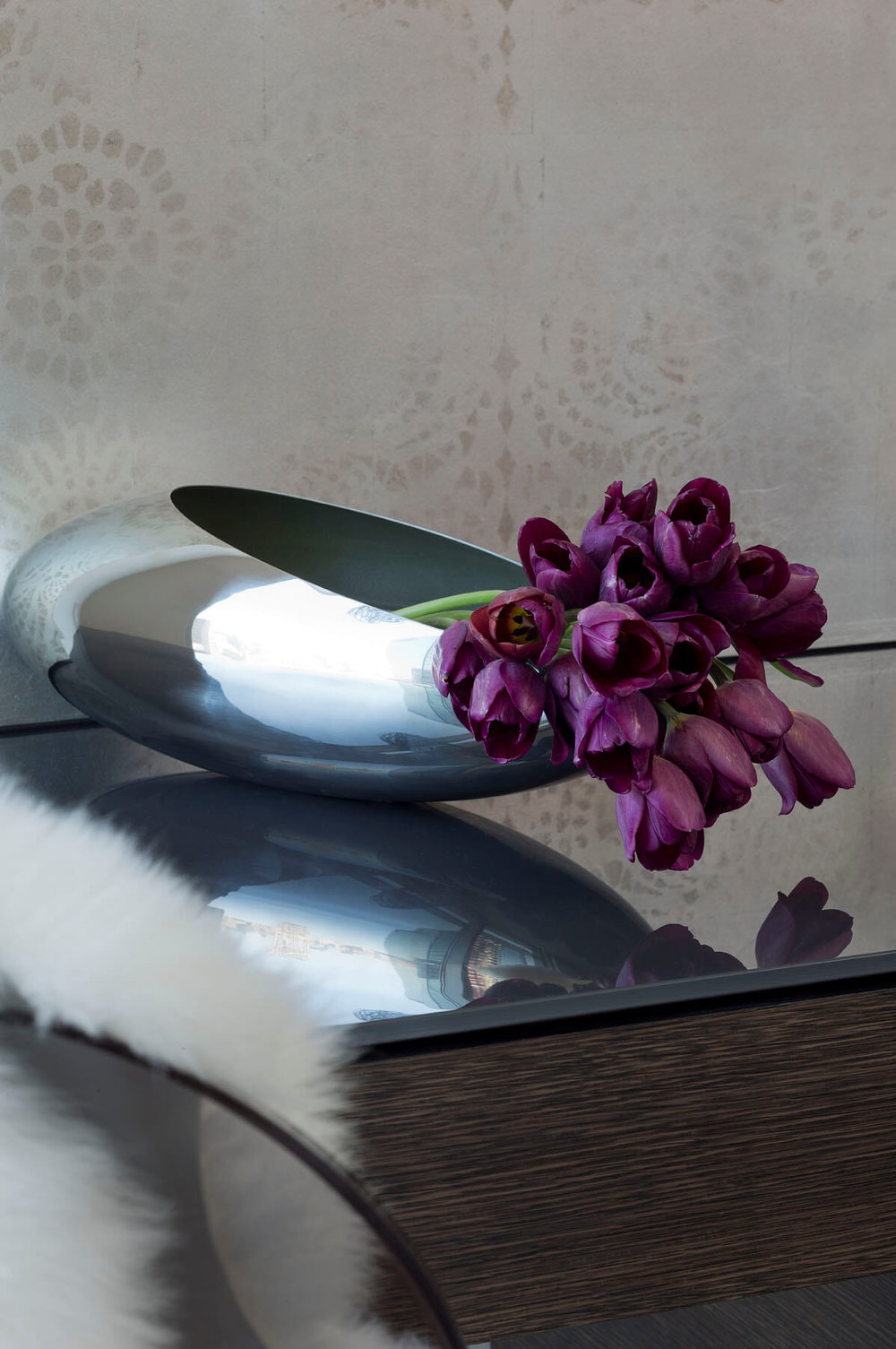 Robin Colton Interior Design Studio Austonian Vase