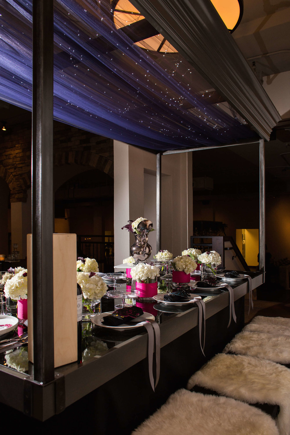 Robin Colton Interior Design Studio Austin DIFFA Table