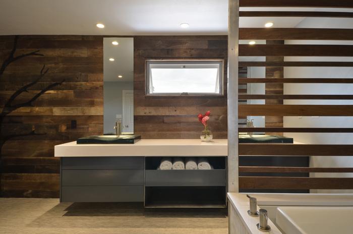 Remade in the USA Lakeway Master Bathroom | Robin Colton Interior Design Studio Austin Texas Blog | www.robincolton.com