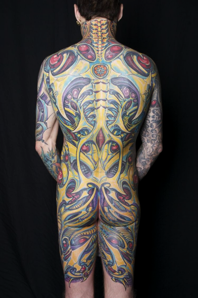 RON EARHART    ATAK RESIDENT TATTOOER    CLICK TO VIEW RON'S GALLERY
