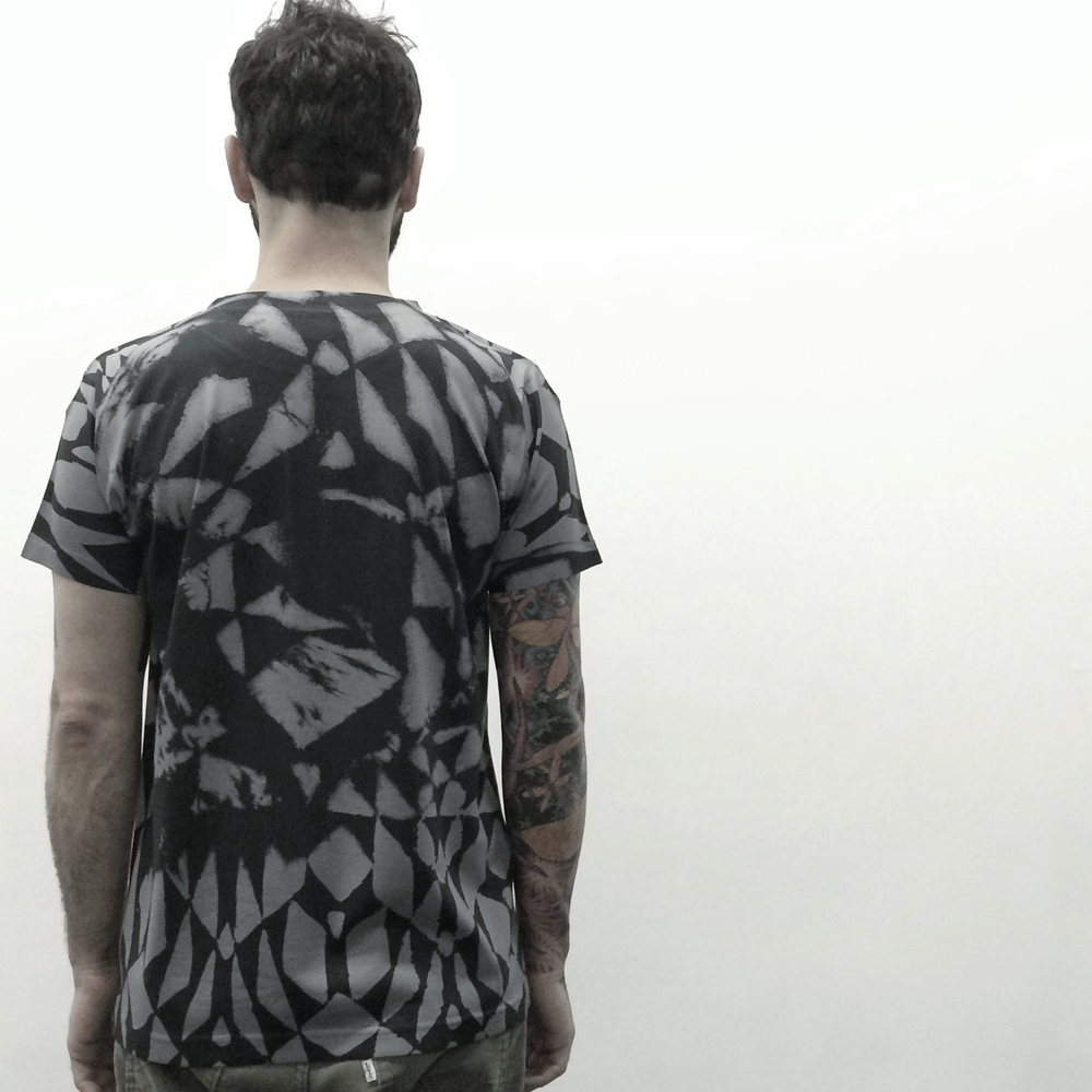 HOOPER INFINITUM ALL OVER PRINTED GARMENT