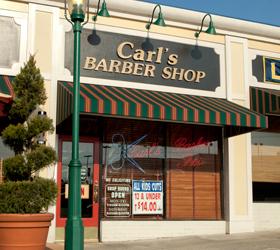 Carl's Barber Shop In Cockeysville, MD