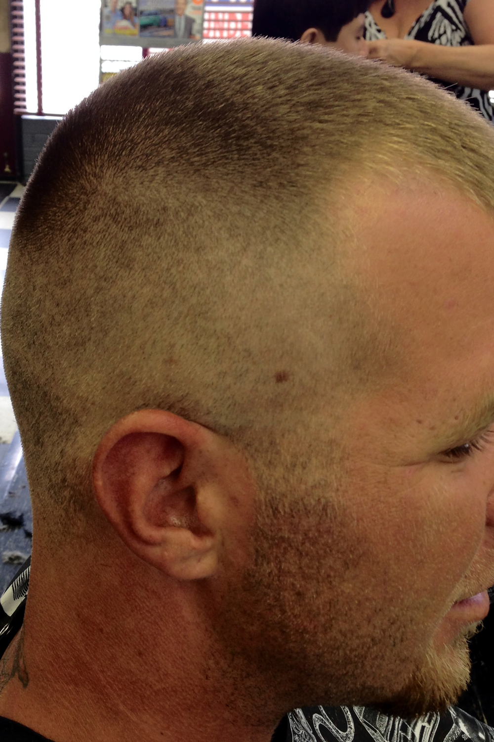 High And Tight High and tight fade