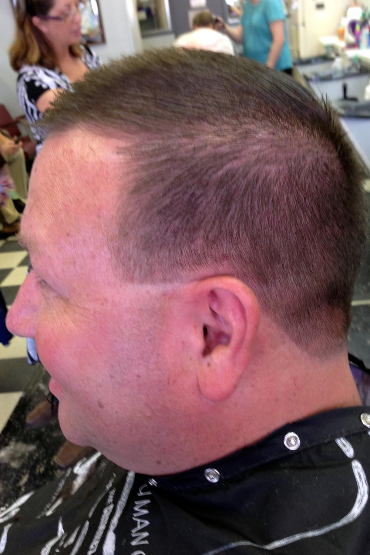 Carls Barber Shop In Cockeysville Md