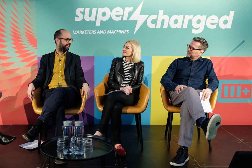 Marketing Week - Super Charged AI
