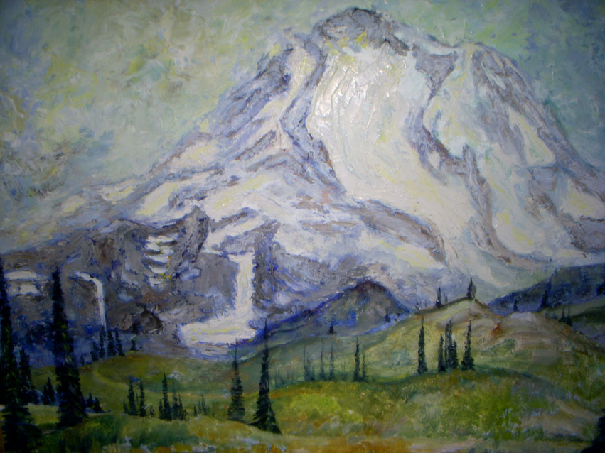 #125 Mountain Grandure. oil 35 x 27.5.JPG