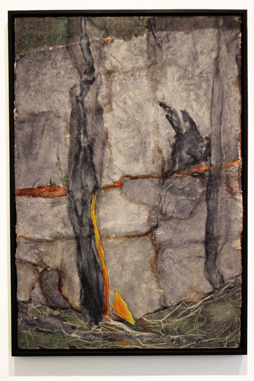 Edna Crews Rock Water Fall 1964.jpg