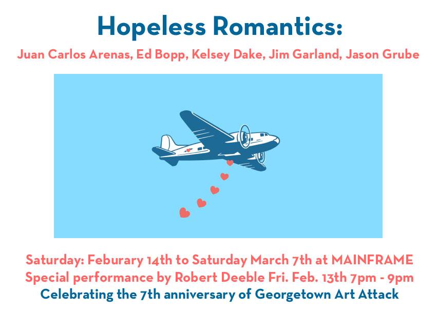 Hopeless Romantics: new exhibit at mainframe