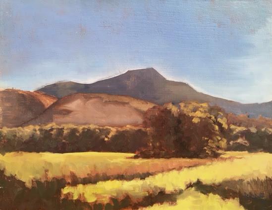 riley doyle plein air painting
