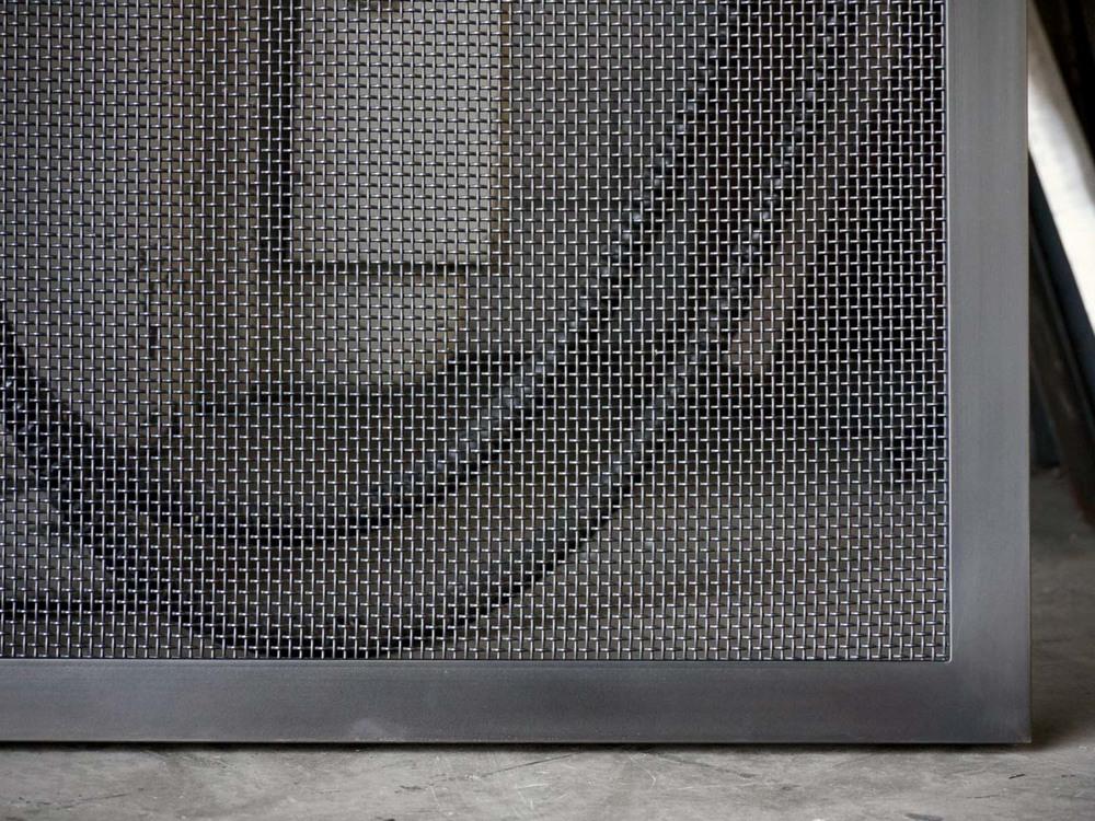 Olson Kundig Mesh Panels Mcnae Design