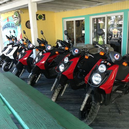 Scooter Bob's - Vehicle Rentals